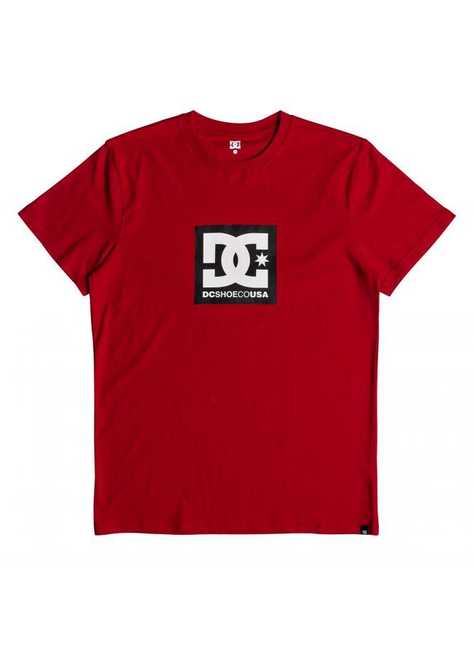 DC T-shirt Square Star SS