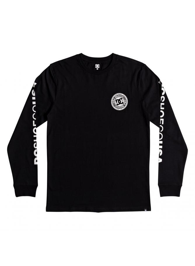 DC T-shirt Circle Star LS