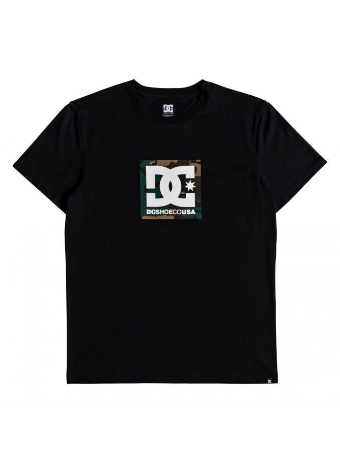 DC T-shirt Camo Boxing SS