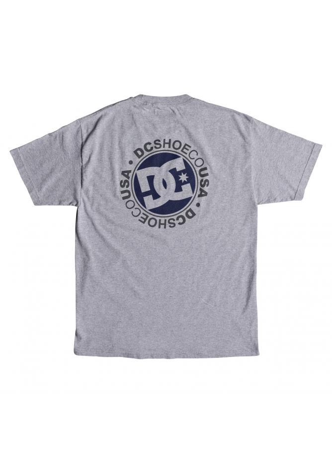 DC T-shirt Round Reflect SS