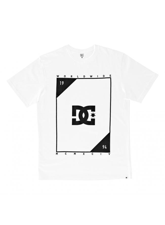 DC T-shirt Middle Theory SS