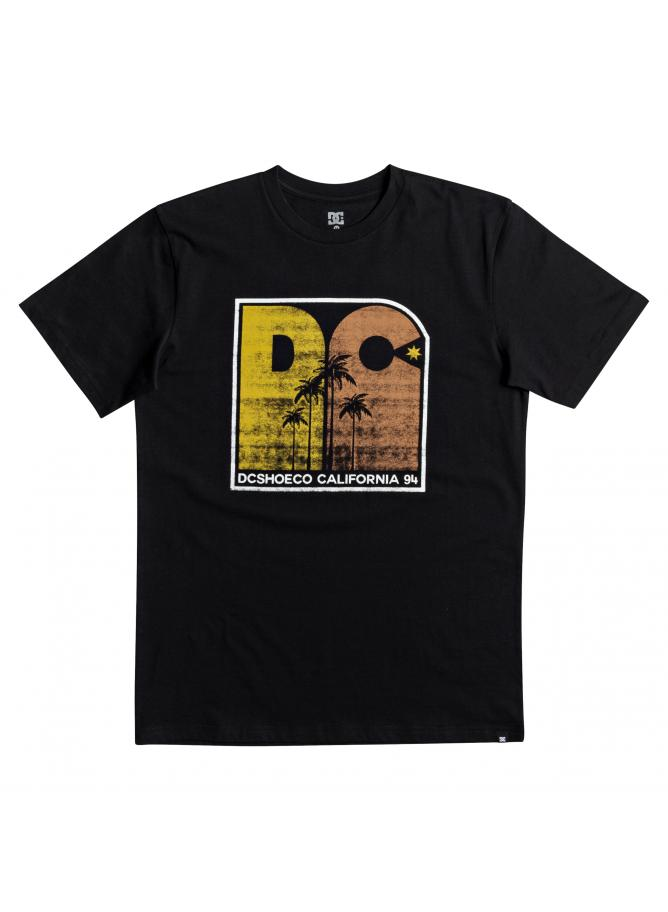 DC T-shirt Sunset Palms SS