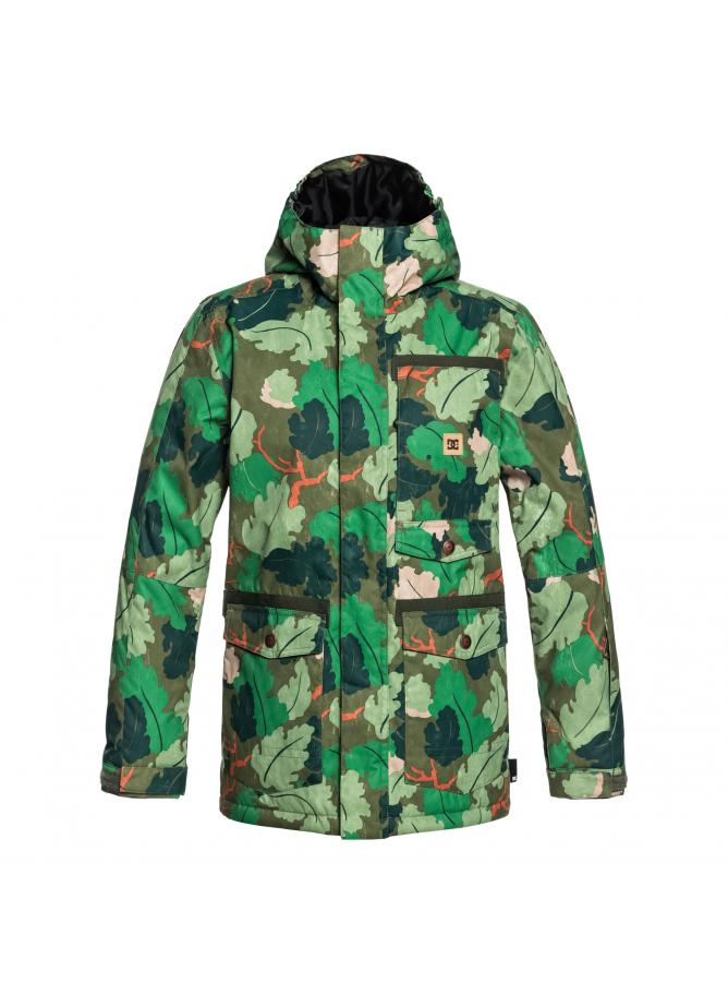 DC Outerwear Servo Youth Jacket