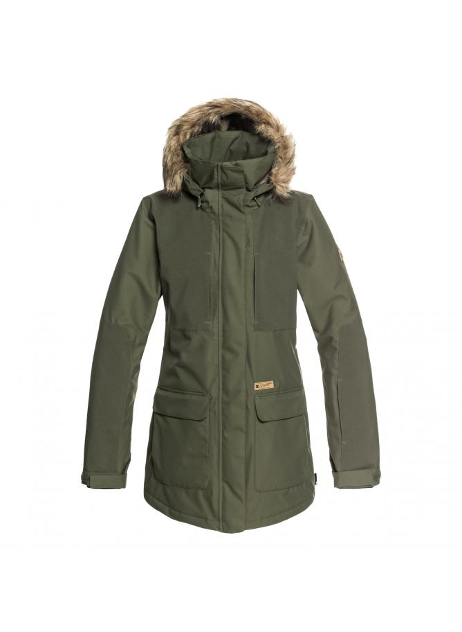 DC Outerwear Panoramic Jacket