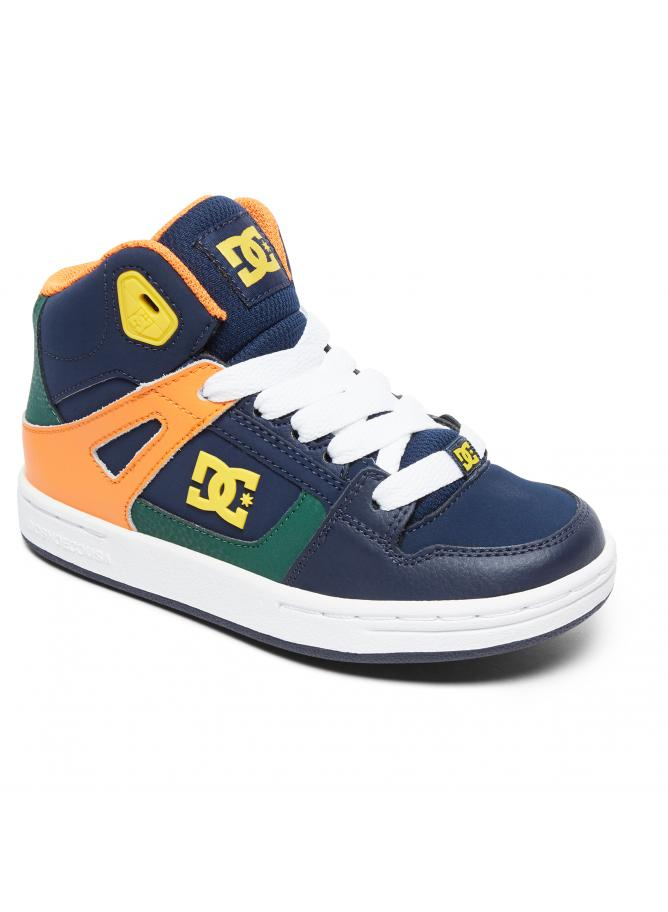 DC Boy's Shoes Pure High-Top