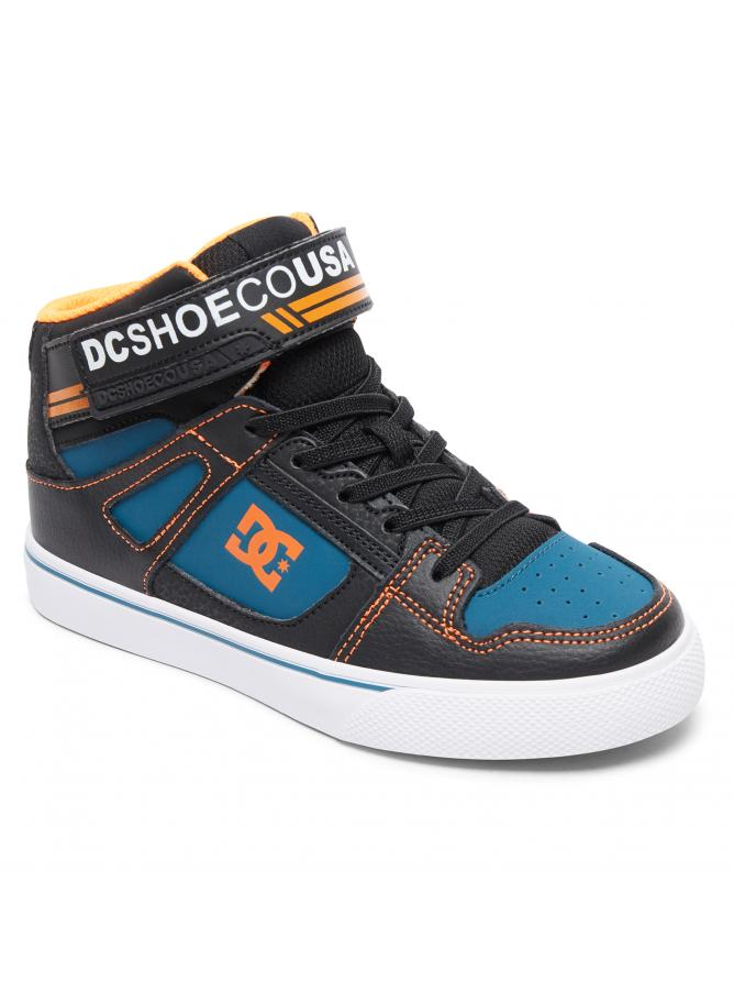 DC Boy's Shoes Pure High-Top EV