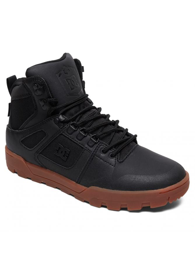 DC Boots Pure High-Top WR Boot