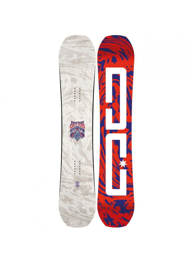 DC Snowboards The 156