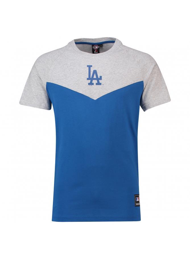Majestic Klass Long Line T-Shirt – Los Angeles Dodgers