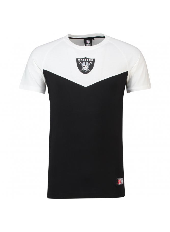 Majestic Klass Long Line T-Shirt – Oakland Raiders