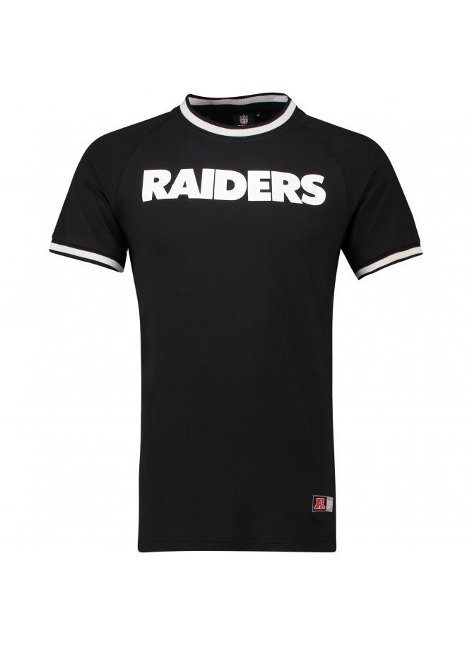 Majestic Freman Long Line T-Shirt – Oakland Raiders