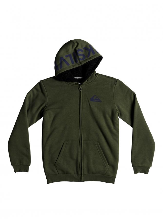 Quiksilver Felpa Best Wave Sherpa Youth