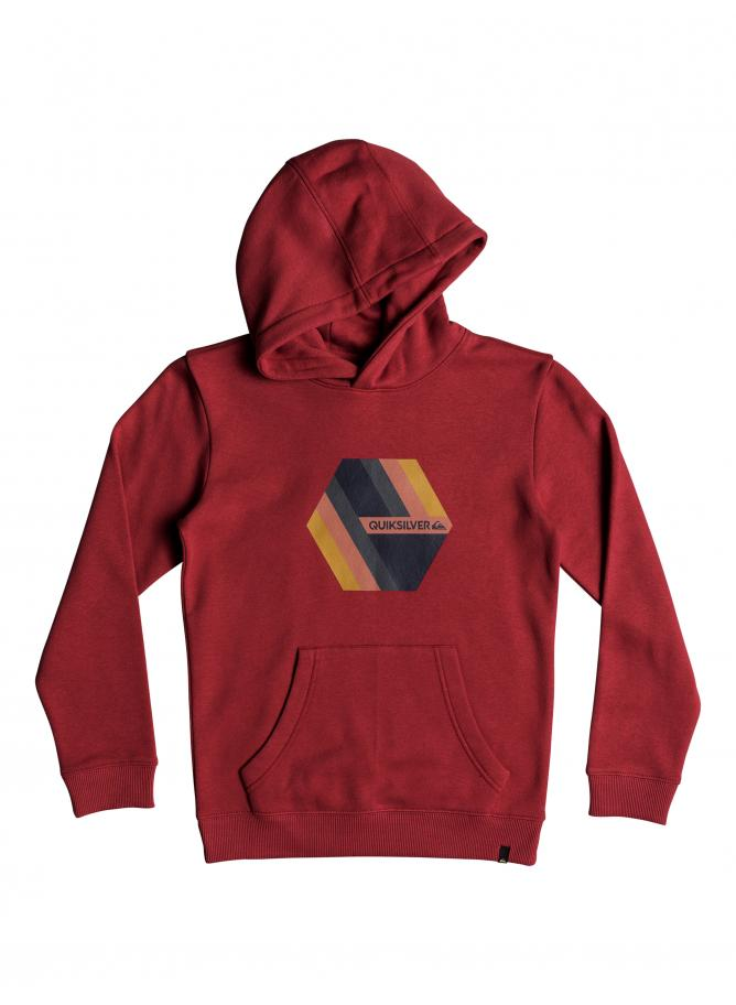 Quiksilver Felpa Retro Right Hood Youth