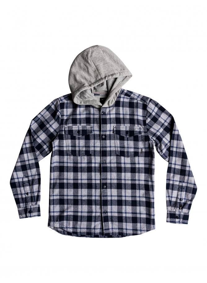 Quiksilver Camicia LS Snap Up Youth