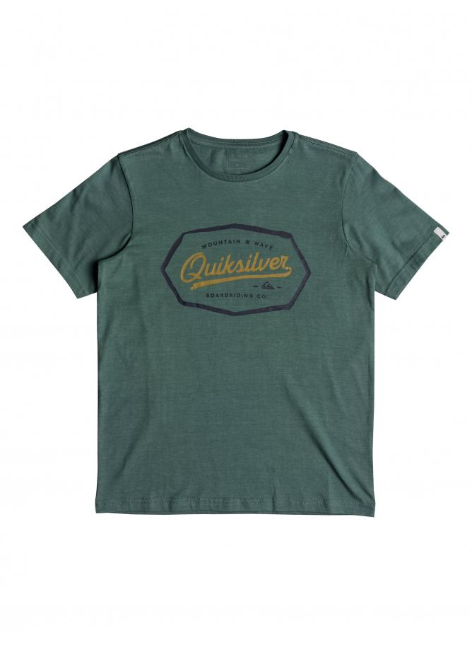 Quiksilver T-shirt Living On The Edge SS Youth