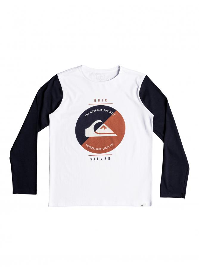 Quiksilver T-shirt Shook Up LS Youth