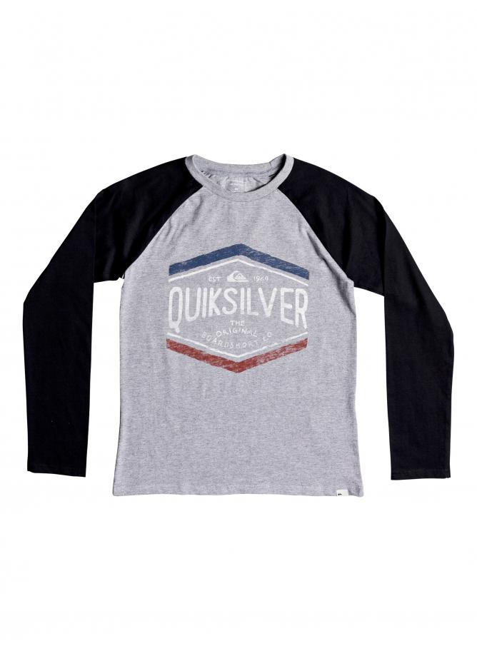 Quiksilver T-shirt Sketchy Member LS Youth