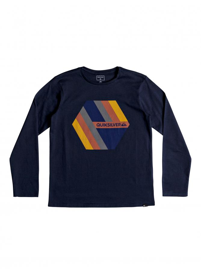 Quiksilver T-shirt Retro Right LS Youth