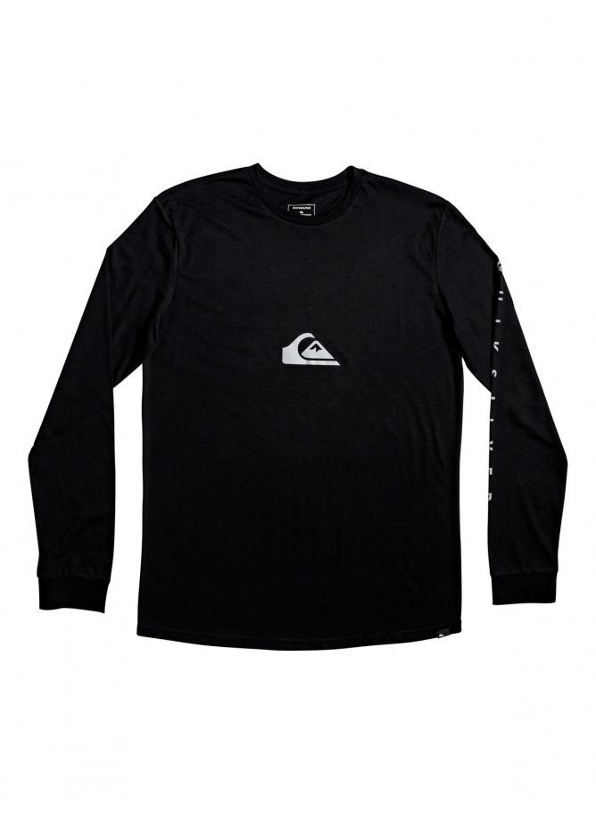 QS T-shirt Night Tract LS