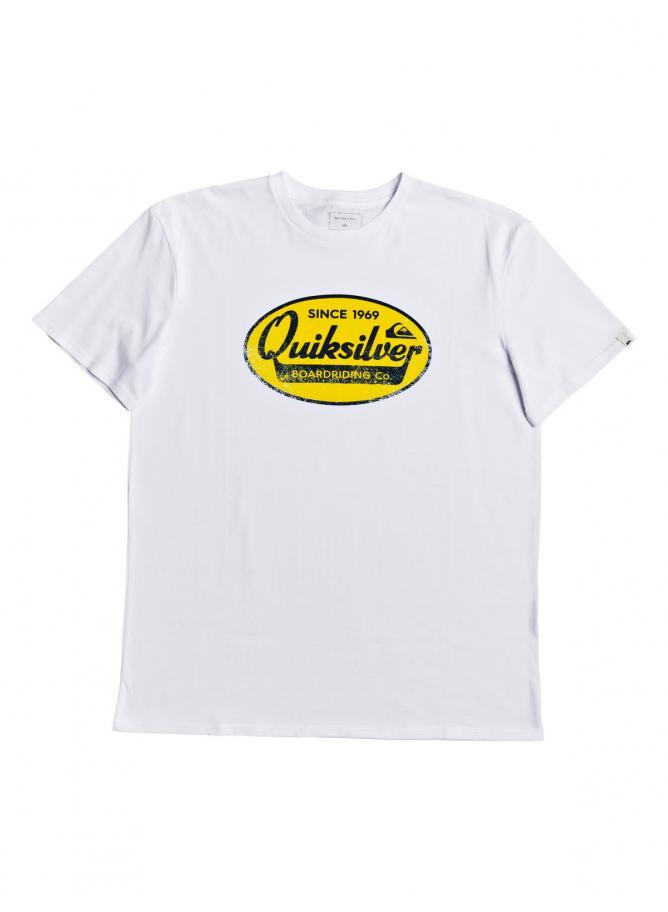 QS T-shirt What We Do Best SS