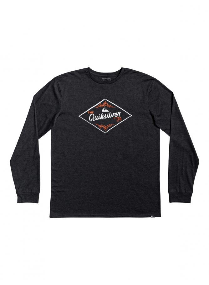 QS T-shirt California Wounds LS