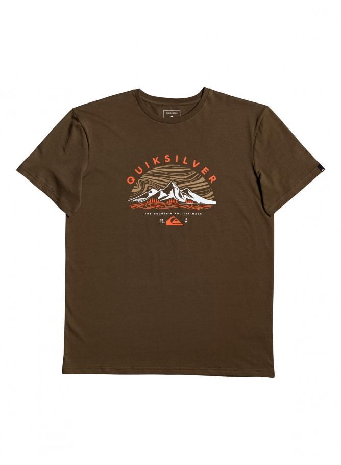QS T-shirt Dunescape SS