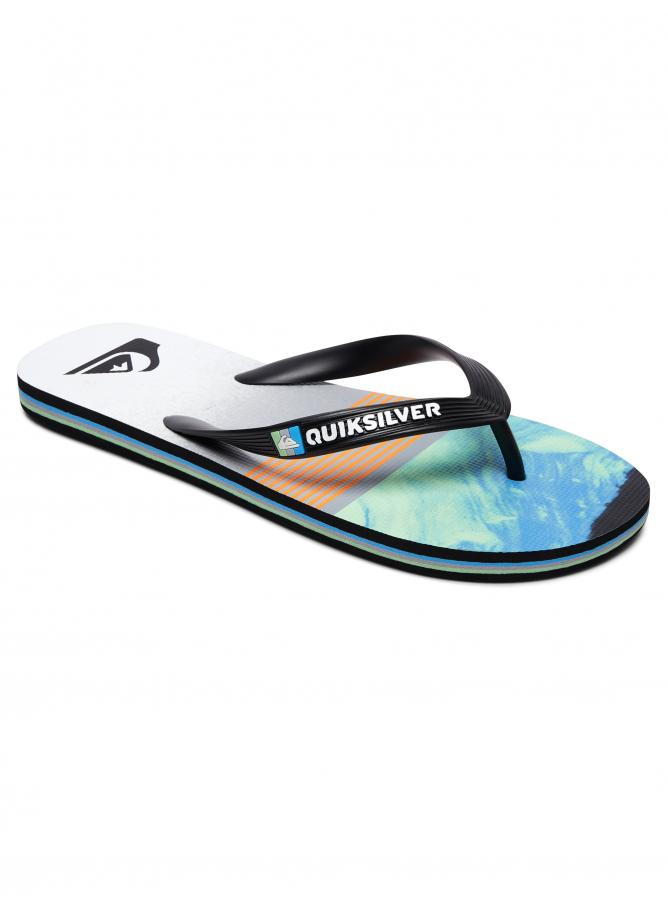 Quiksilver Boy's Sandals Molokai Lava Division Youth