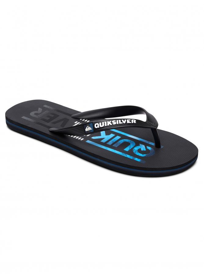 Quiksilver Boy's Sandals Molokai Wordmark Youth