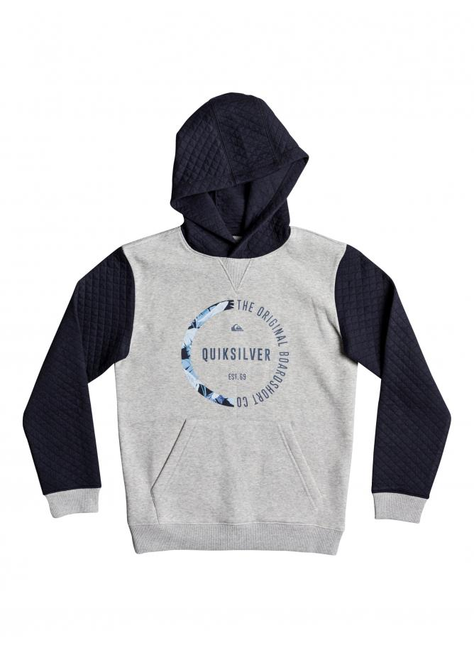 Quiksilver Boy's Felpa Bundsy Hoody Youth