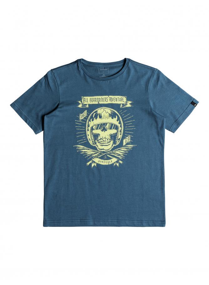 Quiksilver Boy's T-shirt SS Classic Tee Makau Ola Youth