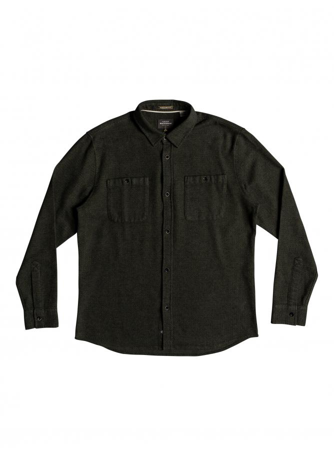 Quiksilver Camicia Irish Rocks Flannel
