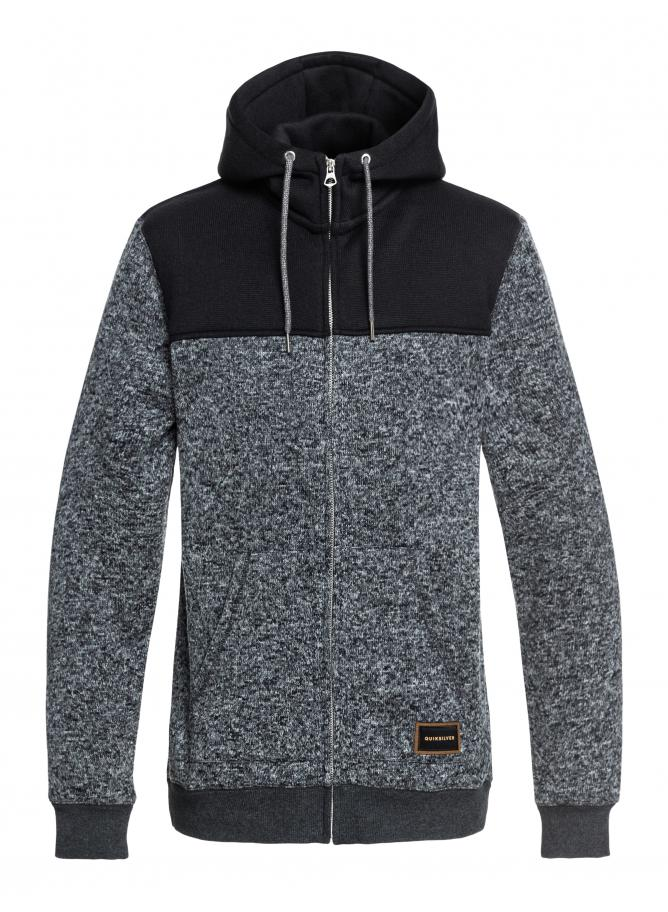 Quiksilver Fleece Keller Block Zip