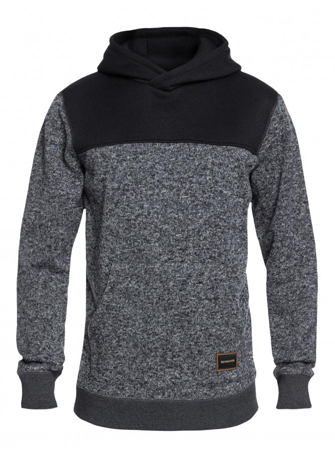 Quiksilver Fleece Keller Block Hood