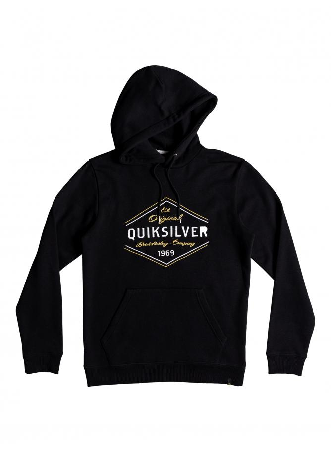 Quiksilver Felpa Nowhere North Hood