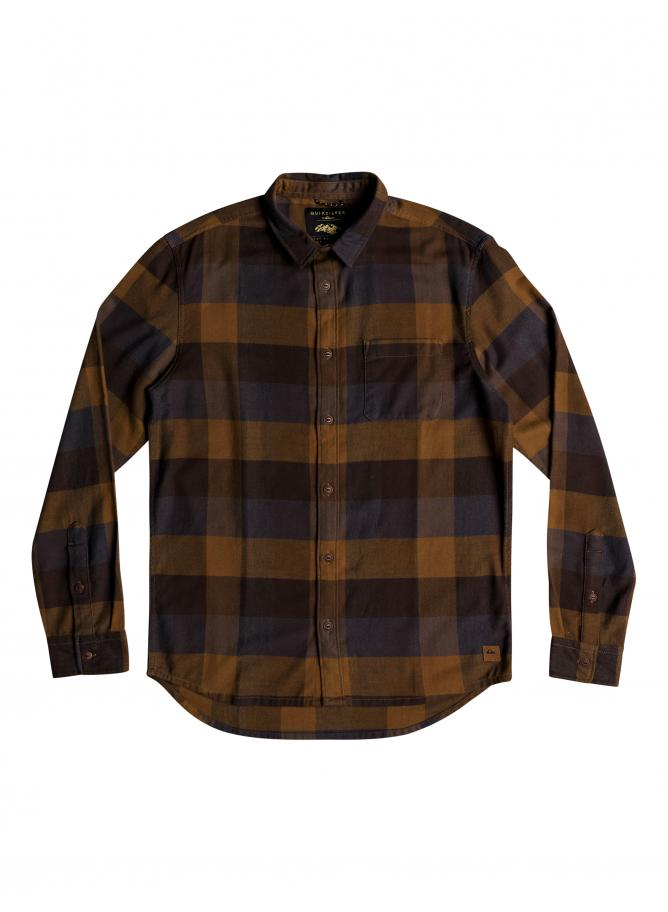 Quiksilver Camicia Stretch Flannel