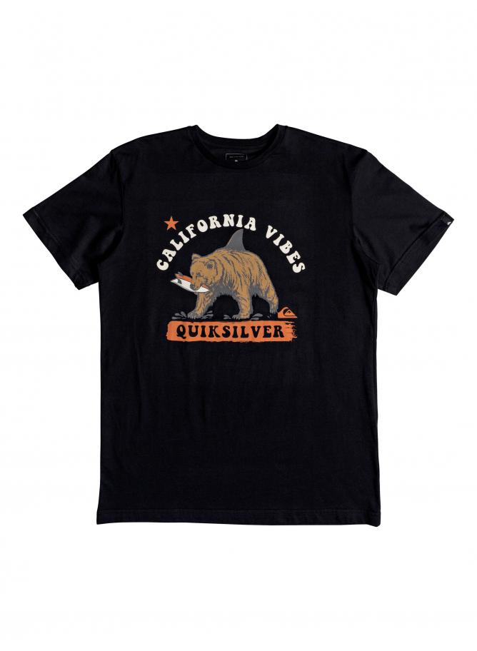 Quiksilver T-shirt Bear Shark