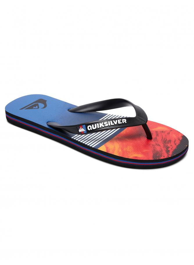 Quiksilver Sandals Molokai Lava Division