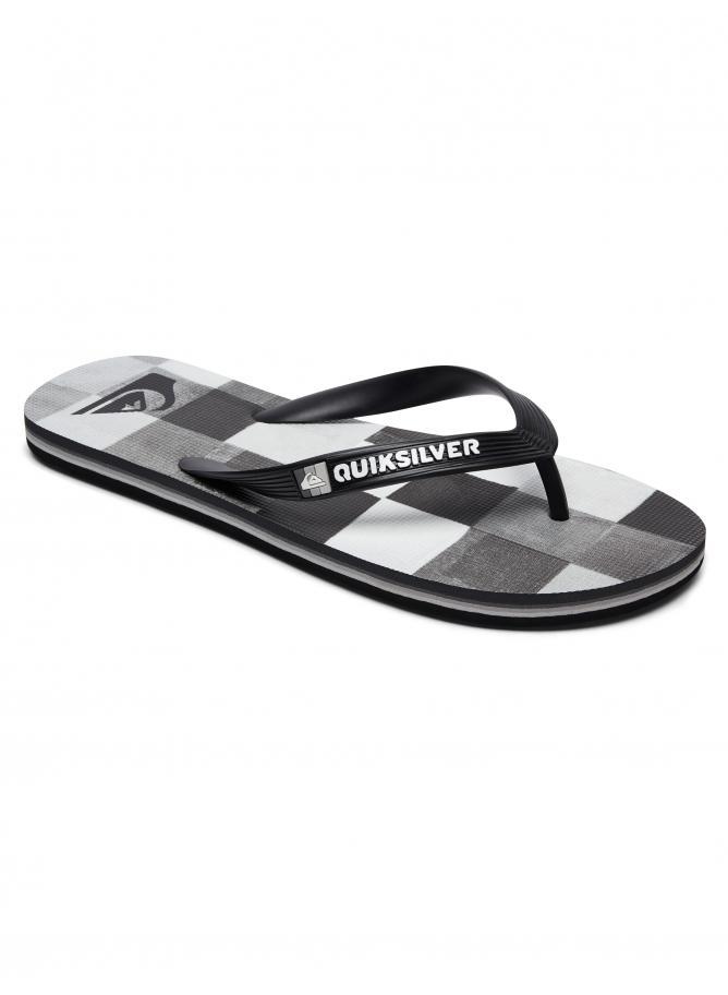 Quiksilver Sandals Molokai Resin Check