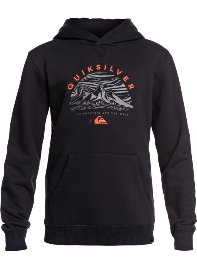 Quiksilver Big Logo Snow Youth Hoodie