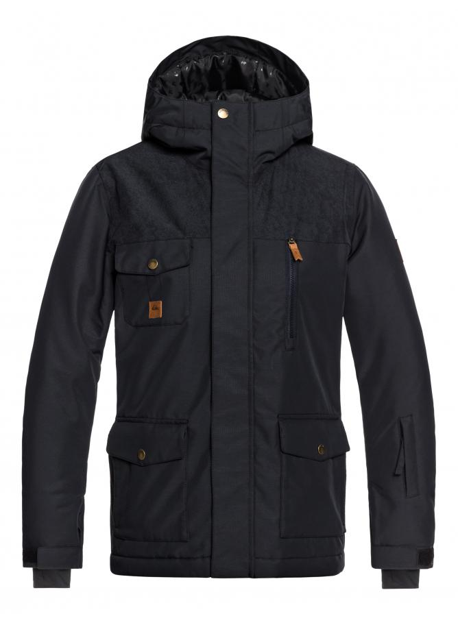 Quiksilver Raft Youth Jacket