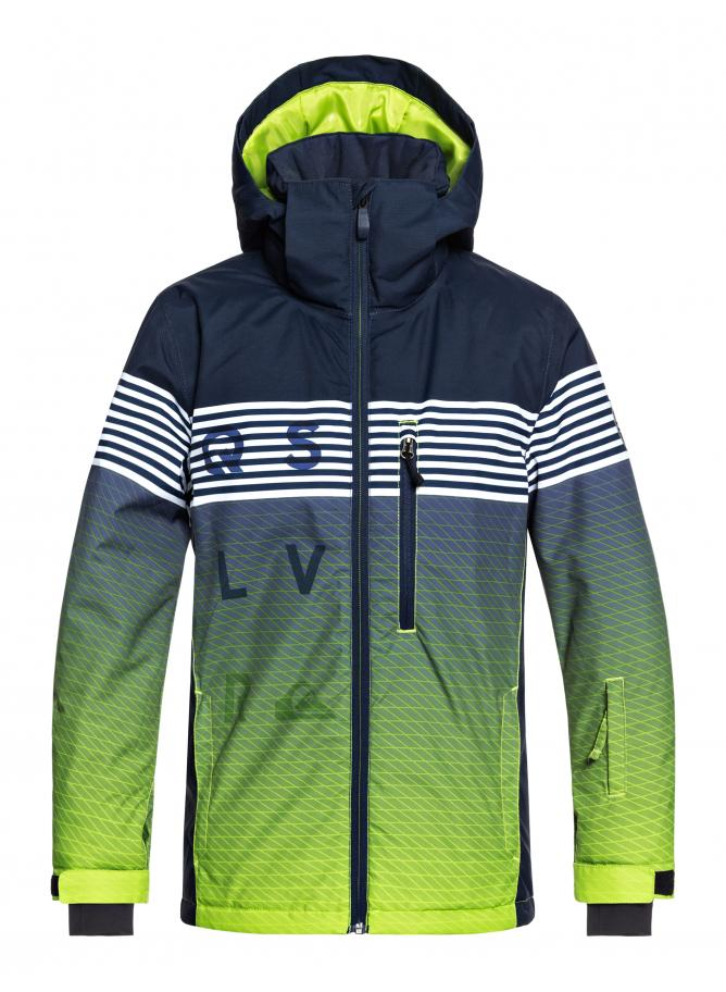 Quiksilver Mission Engineered Youth Jacket