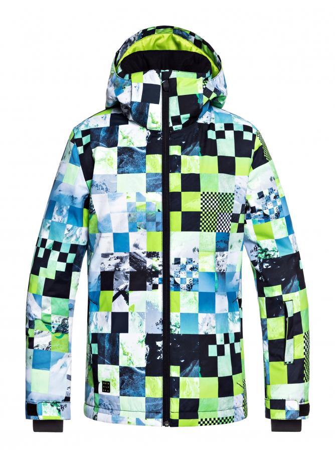 Quiksilver Mission Printed Youth Jacket