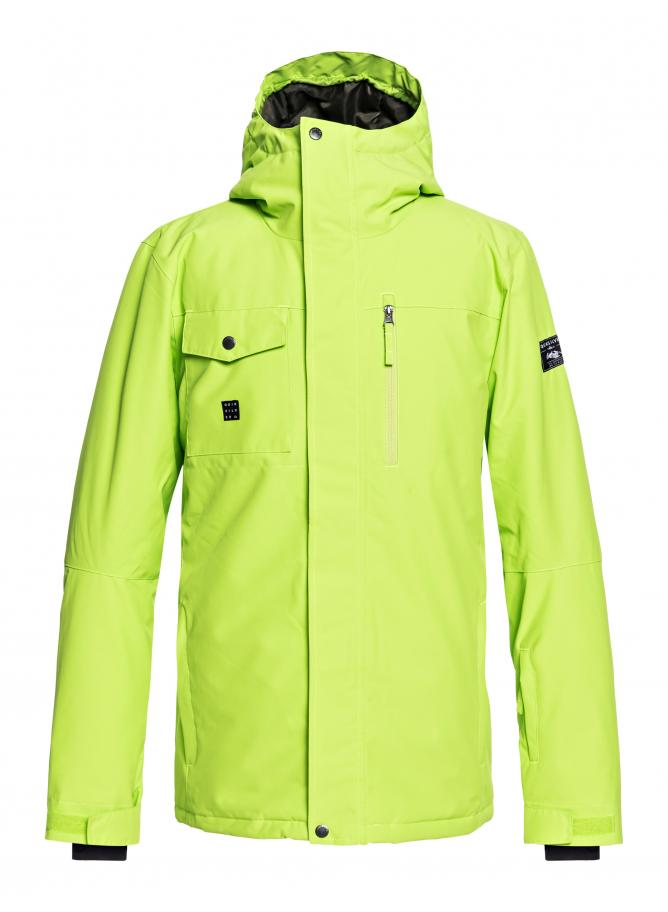 Giacca snow Mission Solid Jacket