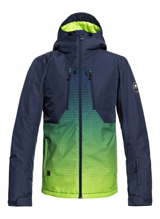Quiksilver Mission Plus Engineered Jacket