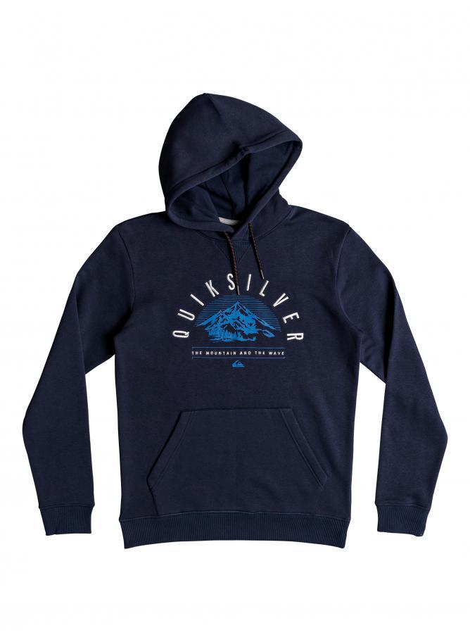 Quiksilver Big Logo Snow Hoodie