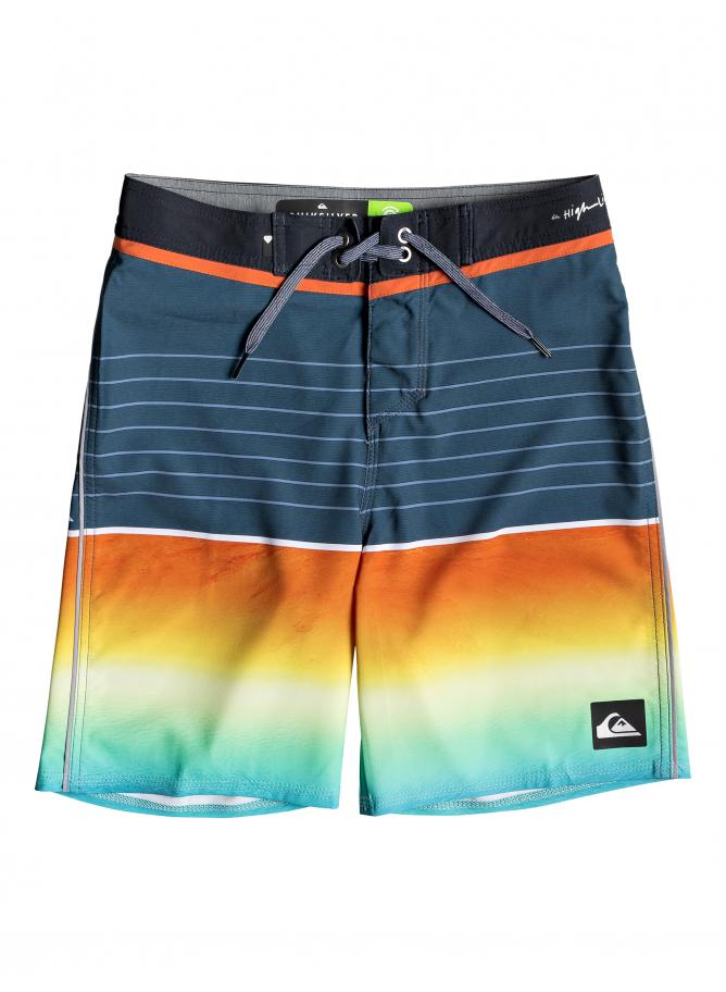 Quiksilver Boy's Boardshort Highline Slab Youth 17