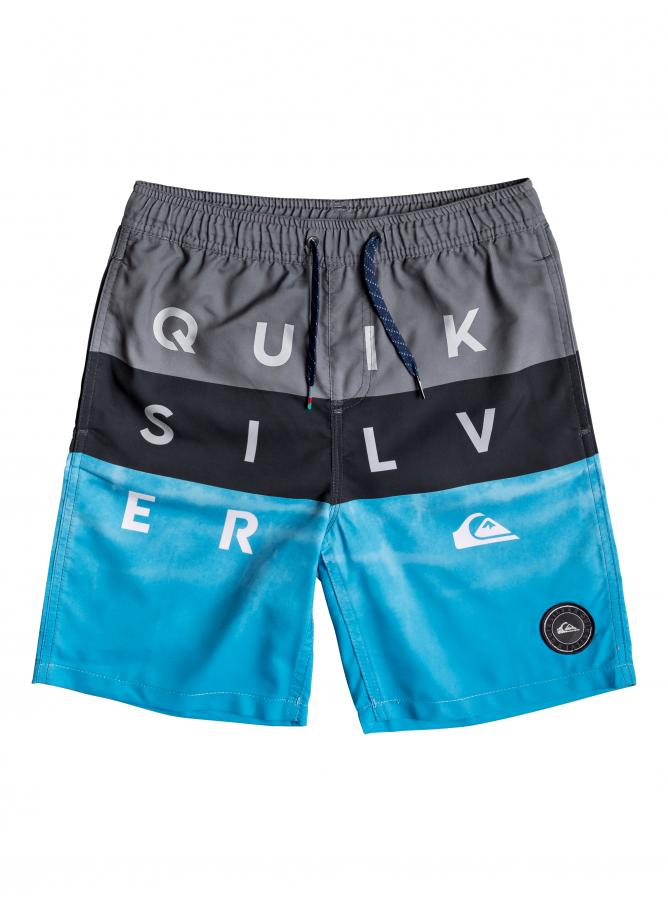 Quiksilver Boy's Volley City Block Volley Youth 15