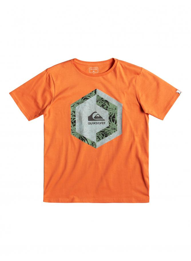 Quiksilver Boy's T-shirt Heat Stroke SS Youth