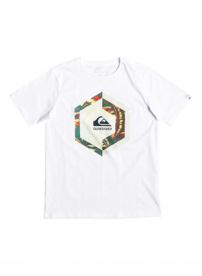 Quiksilver Boy's T-shirt Heat Stroke SS Youth