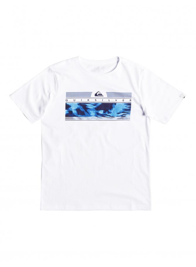 Quiksilver Boy's T-shirt The Jungle SS Youth